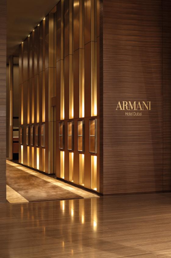 而意大利时尚设计师乔治阿玛尼也将在大厦内建起第一家阿玛尼酒店.