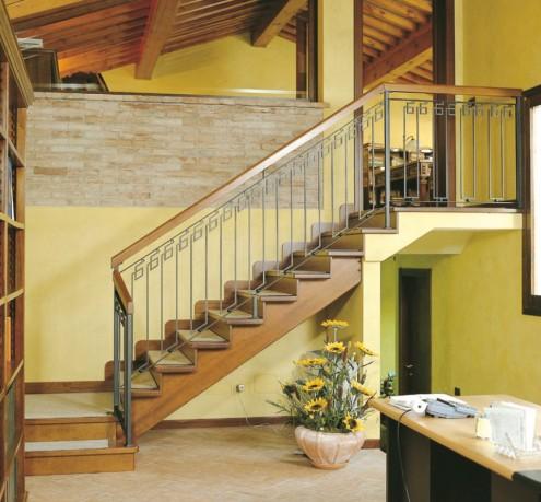 经典案例  楼梯的设计是一个棘手的问题